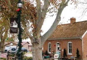A small brick shop in Santa Clara Utah